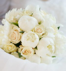 Save your wedding bouquet for a long time